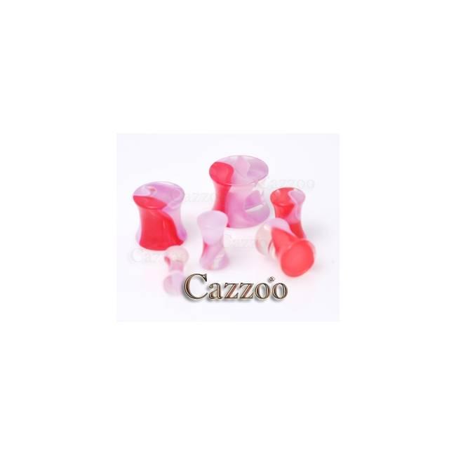 PL183 acrylic saddle plug