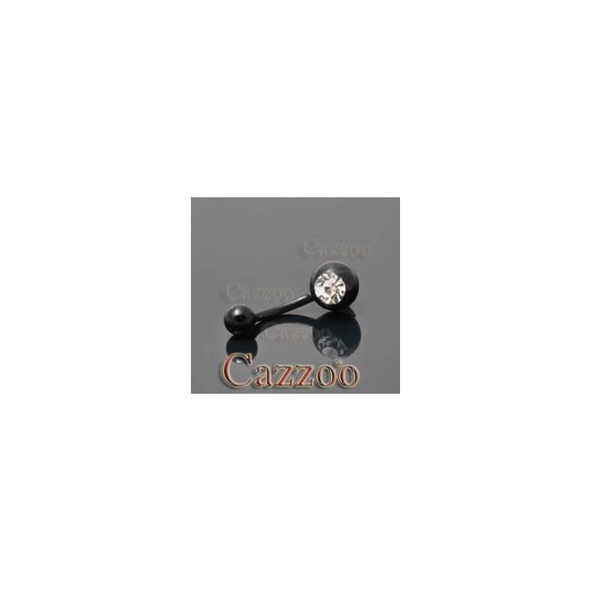 NPF831 Flexibel navle piercing