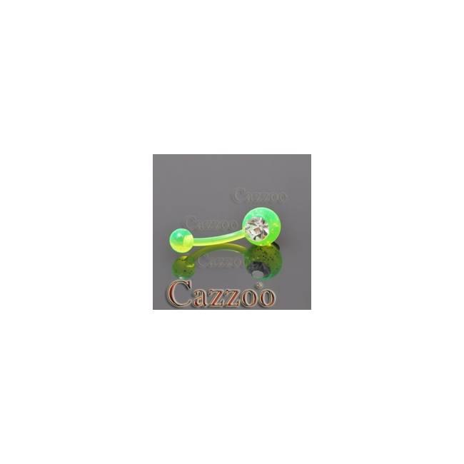 NPF835 Flexibel navle piercing