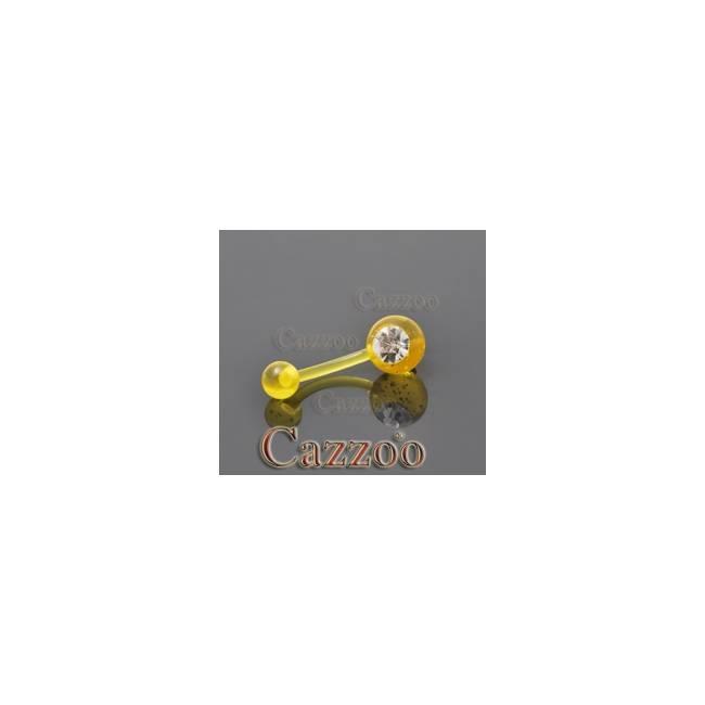 NPF837 Flexibel navle piercing