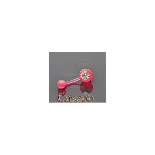 NPF838 Flexibel navle piercing