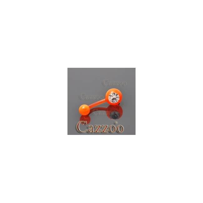 NPF839 Flexibel navle piercing