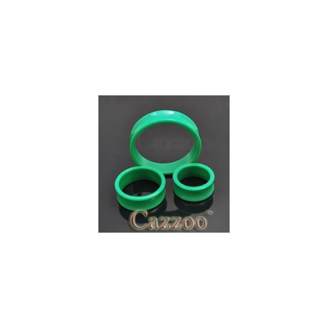 PL60 Acrylic tunnel Plug 25mm - 50mm