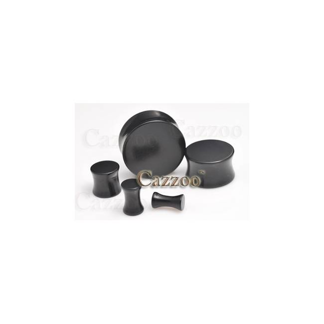 PL72 Sort Acrylic plugs