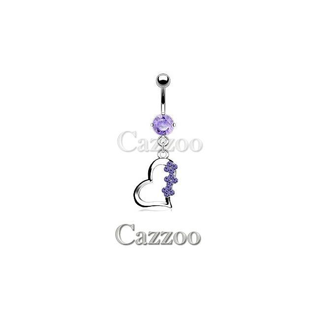TIT-NP-1008 Titanium Navle piercing