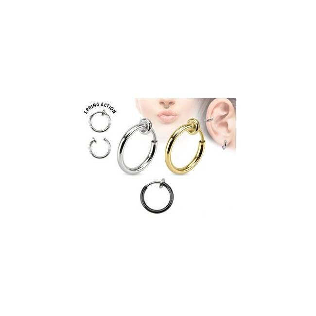 FP49 Fake piercing smykker