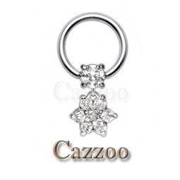 CP12 Captive Piercing med vedhæng smykker