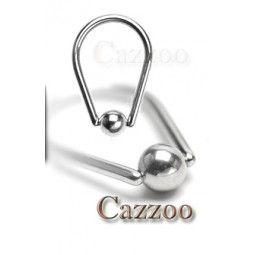 CP13 Tear drop captive piercing