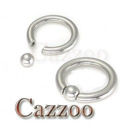 CP16 captive piercing ring 4mm