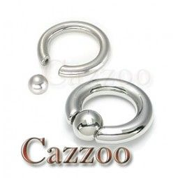 CP17 captive piercing ring 5mm