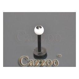 LABF101 Flexy plast labret piercing