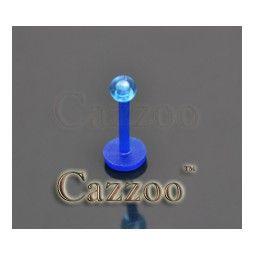 LABF102 Flexy plast labret piercing