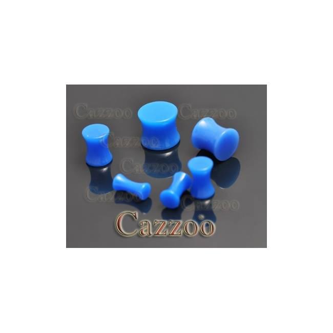 PL153 acrylic saddle plug