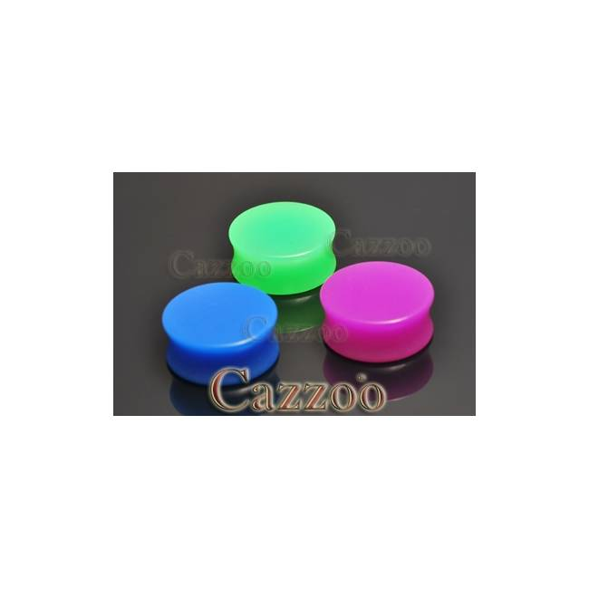 PL161 acrylic saddle plug 22mm