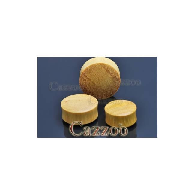 PL168 træ saddel plug 22mm til 30mm